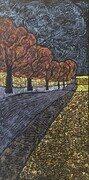 Concession Road 2 Acrylic on canvas